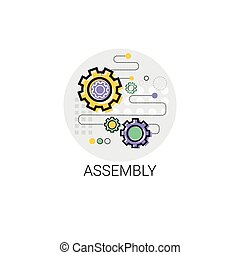 Assembly Machinery Industrial Automation Industry Production...