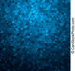 Abstract blue colorful vector background