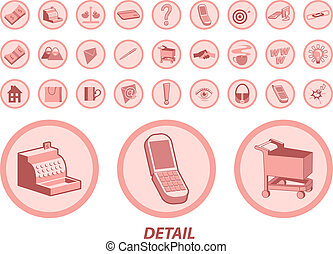 web icons - Lots of useful icons for web and other uses....
