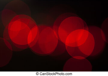 Abstract Color Background. Blurred Lights Bokeh. De focused...