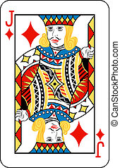 jack of diamonds - Jack of Diamonds playing card
