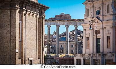 particular of imperial forum