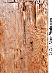 Old Hand Cut Wood Plank - old hand cut wood plank from old...