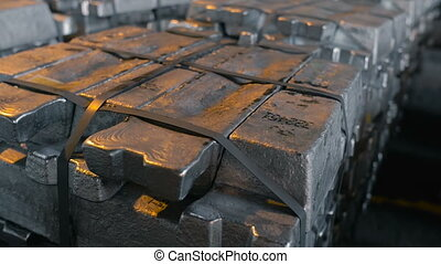 Metal Ingots in Stock - Metal Ingots in Warehouses....