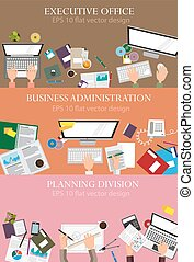 Business administration, planning, execution, management,...
