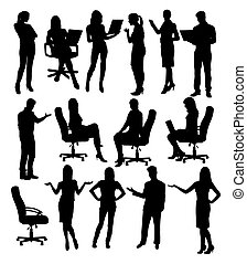 Business People Activity