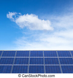 Photovoltaic modules - Background of photovoltaic modules...