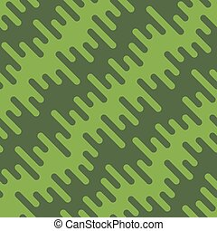 Diagonal Wavy Irregular Rounded Lines Seamless Pattern....