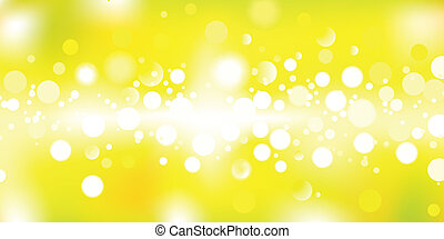 vector bokeh background, no transparencies were used