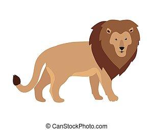 Lion King Illustration