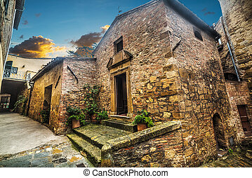 Rustic house in Tuscany