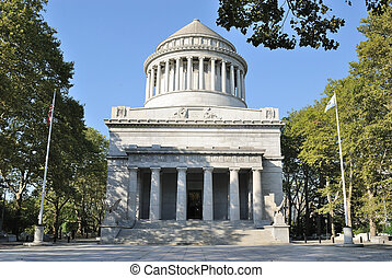 Grant's Tomb in New York City.