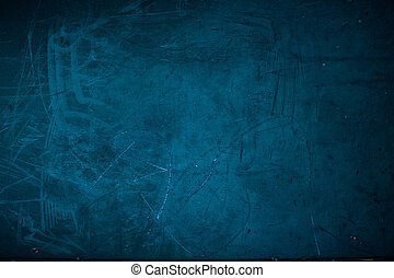 Dusty Scratchy Textured wall - Old vintage grunge background