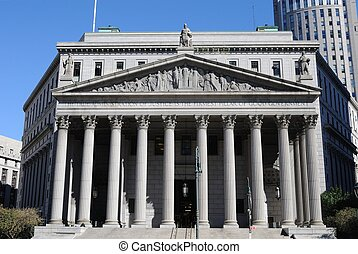 New York Supreme Court - The New York Supreme Court located...
