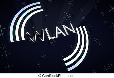 WLAN Networking Technology - Wireless Local Area Network or...
