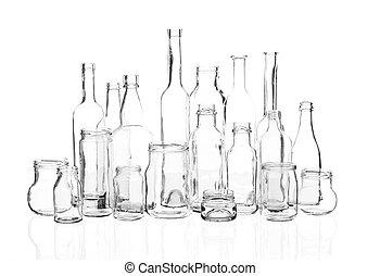 Several glassworks