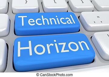 Technical Horizon concept