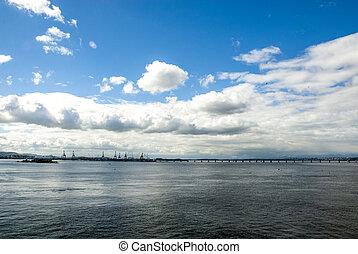 Brazil - Rio de Janeiro - Sail away - Federal Republic of...