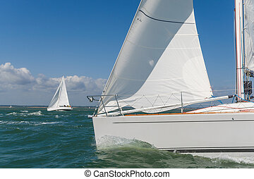 Sailing Boat Yachts