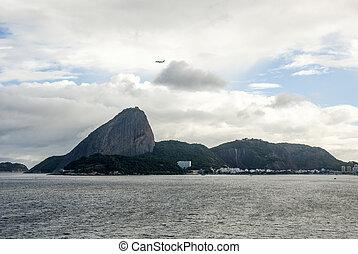 Brazil - Rio de Janeiro - Sail away