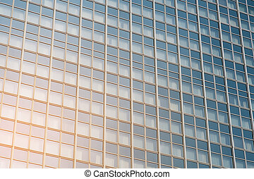 modern office building facade - office building facade -...