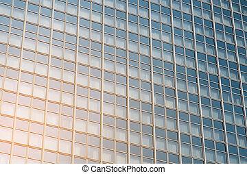 modern office building facade - office building facade -...