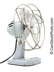 Vintage table fan