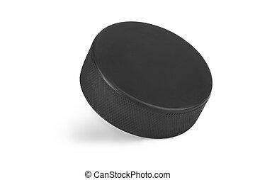 disco,  hockey, hielo