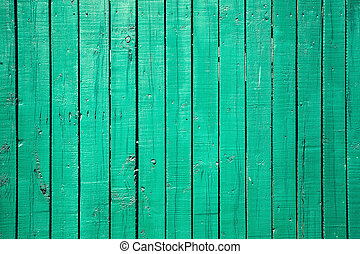 old green wooden background, ready for product montage...