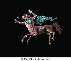 Constellation the Centaur