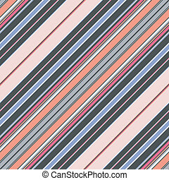 Seamless diagonal grey-blue-pink pastel pattern - Seamless...