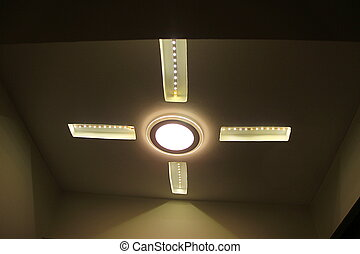 Interior Roof Luminaire - Luxurious roof light fittings of...