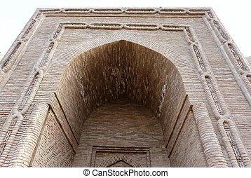 Hoja Mashhad, Tajikistan - Hoja Mashhad, Madrasa, Tajikistan