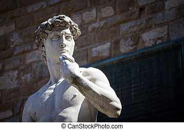 Copy of Michelangelo's David in Florence - Copy of...