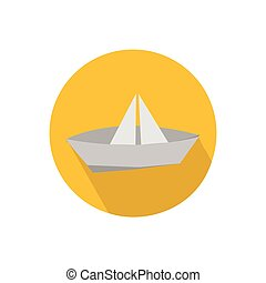 icon hat on an isolated white background. Illustrations used...