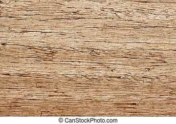 Old weathered wood grain texture close up background.