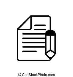 Vector file icon for your web site