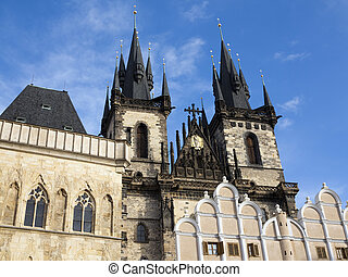 Church of Our Lady before Tyn, Prague - The Church of Our...