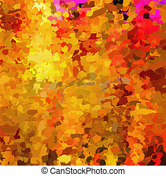 abstract oil paint background