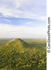 View from Sigiriya, Sri Lanka - View from UNESCO's World...