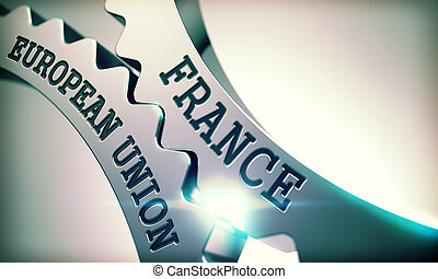 France European Union - Text on Mechanism of Metal...