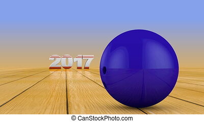 Bowling Ball 2018 - Bowling Ball and volumetric numbers...