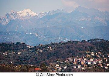 Italian Liguria Region - Northern Italian Liguria Region. La...