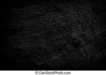 Black grunge texture background. Wood grunge texture on...