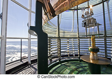 Lighthouse First Order Fresnel Lens 2