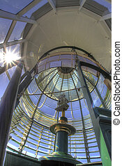 Lighthouse First Order Fresnel Lens 3