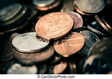 State of affairs loose change, of pennies