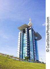 Modern Office Building, Brunei