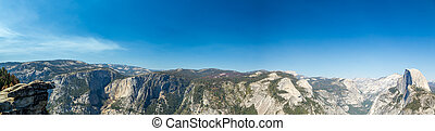 Glacier Point View - Glacier Point is a viewpoint above...