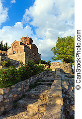 Church of St. John Kaneo (Ohrid, Macedonia) - Church of...